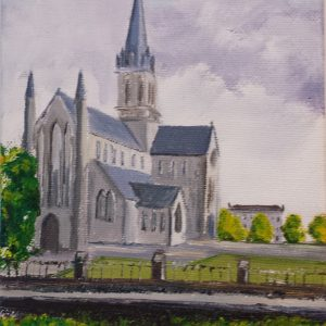 St Mary's Cathedral, Killarney 6x8""