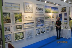 Art Source at the RDS Dublin 2016