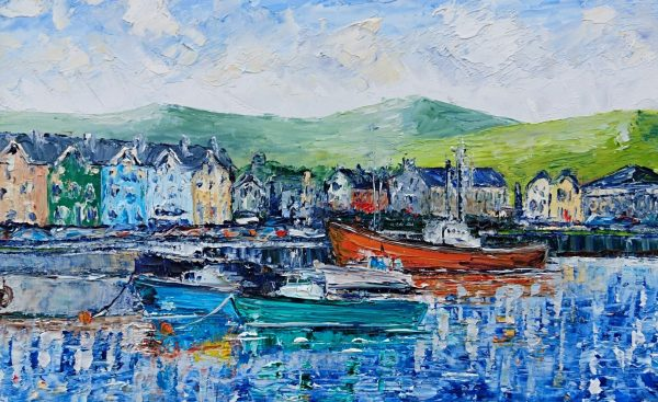 Fishing Boats Dingle Harbour