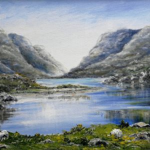 Sheep At Gap of Dunloe 41x51cm