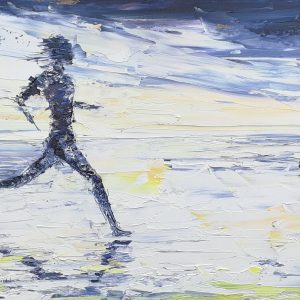 The Beach Runner 28x70cm