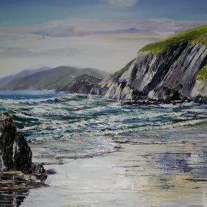 Slea Head, Dingle 40x50cm