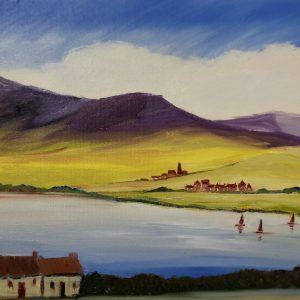Mountain Scene- free taster session
